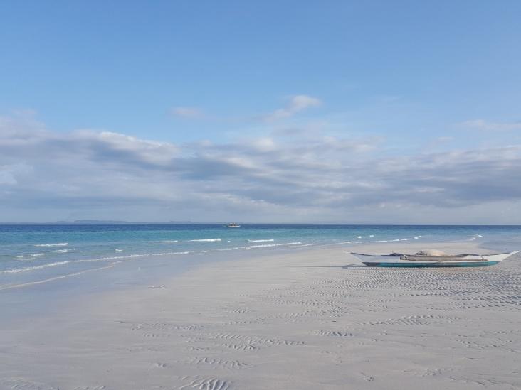 sobretodo, teniendo esta playa a 10 pasos de la habitación
